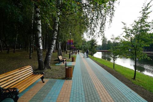 """Парк культуры и отдыха """"ивановские пруды"""".МАУК """"Парки Красногорска"""""""