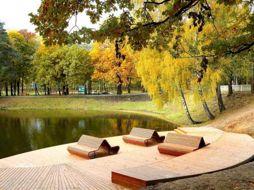 """Парк культуры и отдыха """"ивановские пруды.МАУК """"Парки Красногорска"""""""