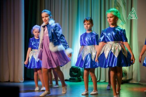 Хореографический спектакль театра танца «Родничок» в ДК Опалиха