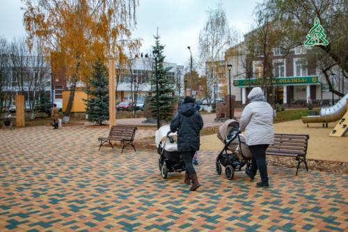 Парк «Опалиховский пруд»