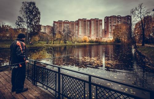 """Городской парк Красногорска.МАУК """"Парки Красногорска"""""""